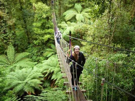 Conservation Management Internship New Zealand